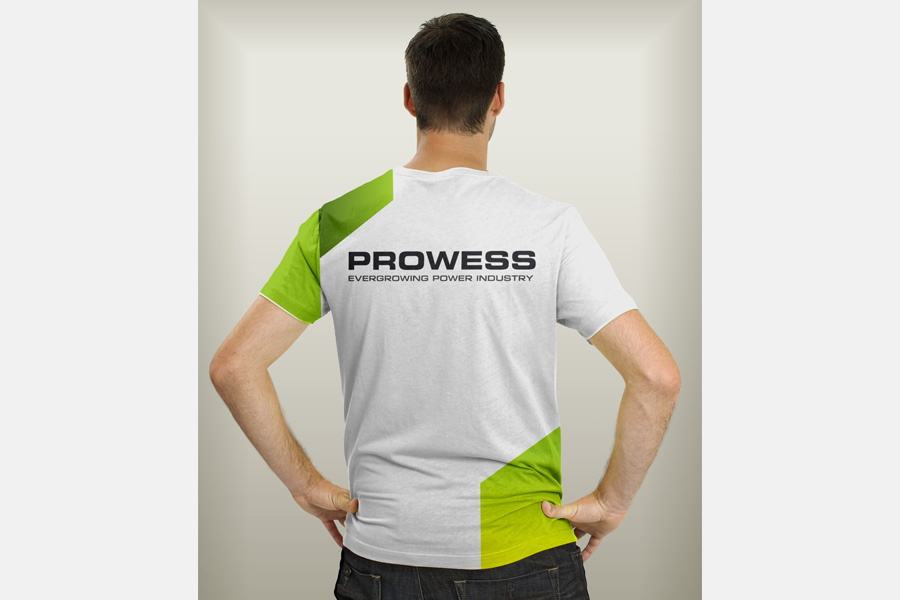 Prowess t-shirt